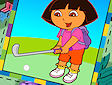 Dora mini golf - Dora's star mountain mini golf