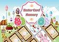 <b>Memory di carte per Pasqua - Easter card memory deluxe