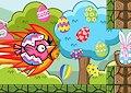 <b>Flappy uccellino Pasqua - Easter egg bird
