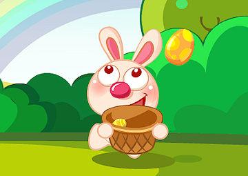 Gioco coniglio acchiappa uova for Acchiappa il coniglio