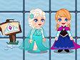 <b>Elsa Foresta di ghiaccio - Elsa maze adventure