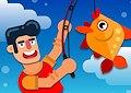<b>Pesca senza sosta - Fishing io