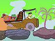 <b>Auto Flinstones - Flinstones truck