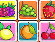 Memory fruttato - Fruit memory game