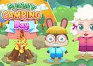 <b>Campeggio divertente - Funny camping day
