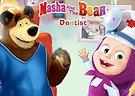 <b>Masha e Orso dal dentista - Girl and the bear dentist game