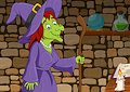 <b>Ricostruisci le scene di Halloween - Halloween jigsaw deluxe