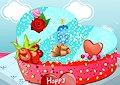 <b>Decora la torta di compleanno - Happy birthday cake decor