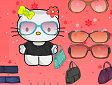 Preapara Hello Kitty - Hello Kitty Dress Up