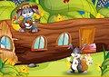 <b>Trova gli oggetti di Pasqua - Hidden objects easter
