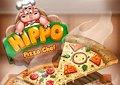 <b>Ippopotamo pizzaiolo - Hippo pizza chef