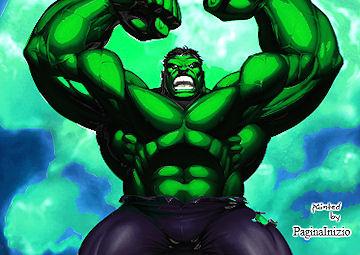 Gioco Colora Hulk