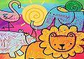 <b>Colora piccoli animali - Little animals coloring