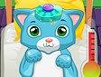 <b>Mici dal dottore - Little cat doctor