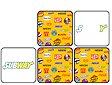 <b>Memory con loghi famosi - Logo memory food edition