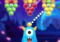 <b>Sparabolle con mostriciattoli - Magical bubble shooter