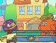 <b>Maialini combattenti contro verdure - Mango piggy piggy vs bad veggie