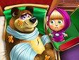 <b>Cura Masha e Orso - Masha and the bear injured