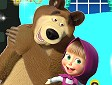 <b>Masha e Orso casa - Masha and the bear room decoration