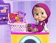 <b>Masha lavanderina - Masha laundry day