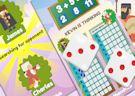 <b>Matematica con i dadi - Math and dice