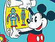 <b>Topolino crea robots - Mickey robot laboratory