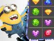 <b>Minions gioielli - Minions jewel match