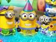 <b>Minions festa piscina - Minions pool party