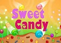 <b>Sparabolle con caramelle - New sweet candy