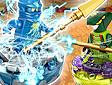 Energia Ninjago - Ninjago energy spinnger battle