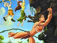 Numeri di Tarzan - Tarzan Numbers Madagascar