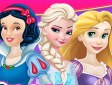 <b>Outfit delle principesse - Princess outfits change over