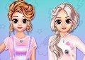 <b>Look pastello per le principesse - Princess pastel fashion