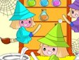 Colora le befane - Rosy coloring witch hideout
