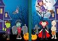 <b>Aguzza la vista Halloween - Scary halloween differences