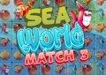 <b>Match marino - Sea world match3