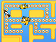 Pacman con Simpson - Simmpson Pacman