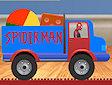 Spiderman camion - Spiderman toys transporter