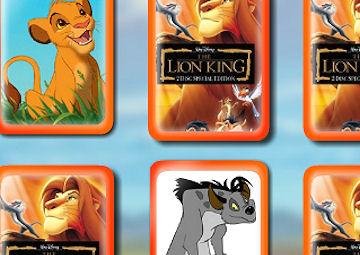 Il re leone gioco