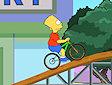 <b>Simpson bike - The simpsons bmx game