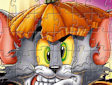 Tom e Jerry Halloween - Tom and Jerry Halloween puzzle