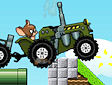 Il trattore di Jerry - Tom and Jerry tractor