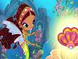 <b>La sirena Layla - Winx mermaid layla