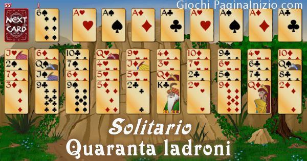 Gioco Quaranta ladroni 659330ef5b7