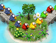 Lancia uccellini - Birds Town