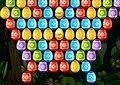 <b>Sparabolle con uova di Pasqua - Bubble shooter easter