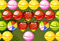 <b>Bubble Shooter Fruits Candies - Bubble shooter fruits candies