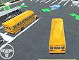 <b>Scuola BUS urbano - Bus master parking 3d