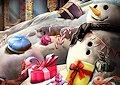 <b>Trova le decorazioni natalizie - Christmas decoration