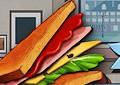 <b>Assembla e servi i panini - Club sandwich